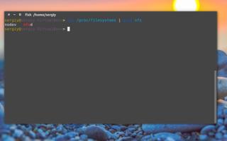Как настроить nfs сервер в ubuntu