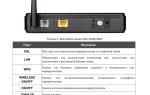 D-link dsl 2600u: обзор, настройка и прошивка