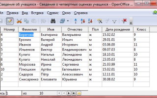 Как работать с базами данных microsoft access