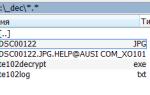 Как восстановить файлы после вируса-шифровальщика