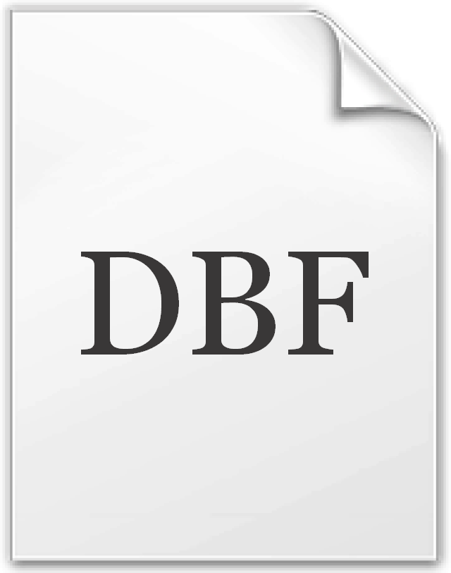 Как и чем открывать dbf-файл