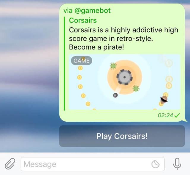 telegram бот Игры: мессенджер как игровая платформа