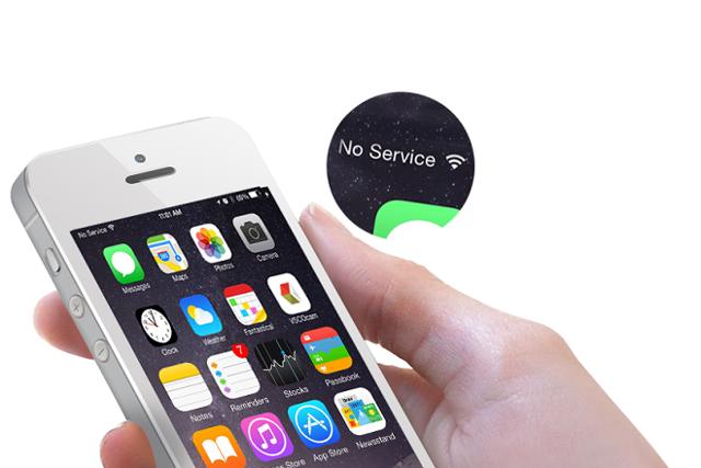 Айфон не ловит сеть — что делать?