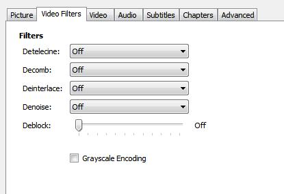 Как правильно кодировать видео в handbrake