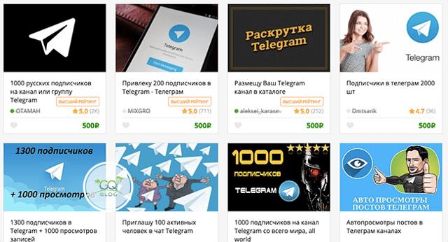 Как заниматься продвижением в telegram