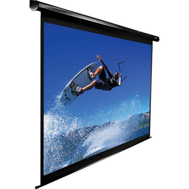 Как выбрать экран для проектора