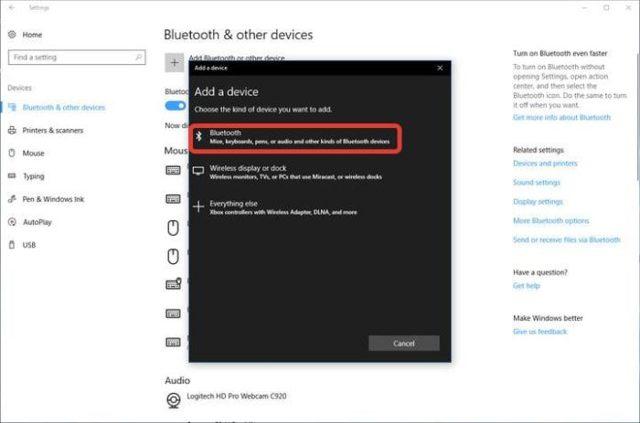 Как включить и настроить bluetooth на ноутбуке