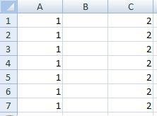 Как добавлять или удалять строки и столбцы в таблице excel