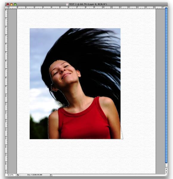 Как делать эффекты в Фотошопе