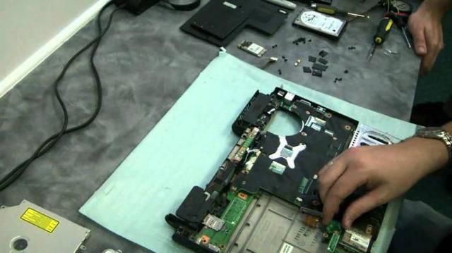 Диагностика и ремонт видеокарты