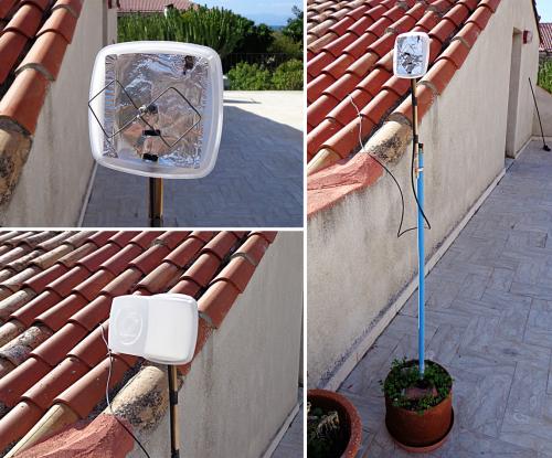 Как сделать wi-fi-антенну из подручных материалов