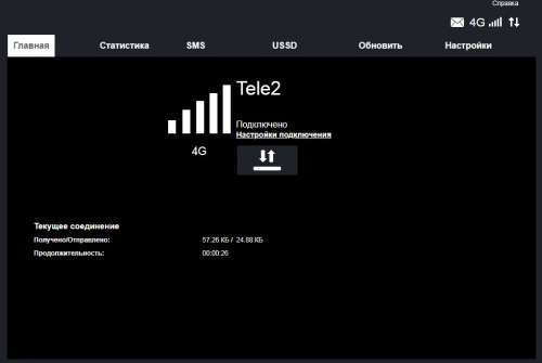 Как подключить и настроить модем ТЕЛЕ2