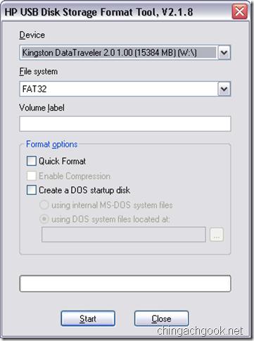 Как создать загрузочную флешку ms-dos