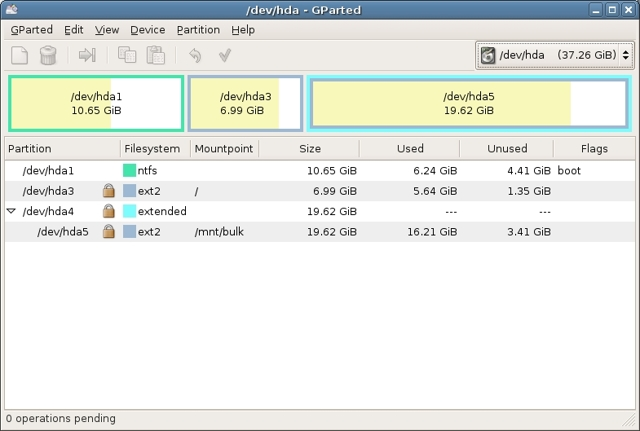 Лучшие программы для работы с разделами жёсткого диска