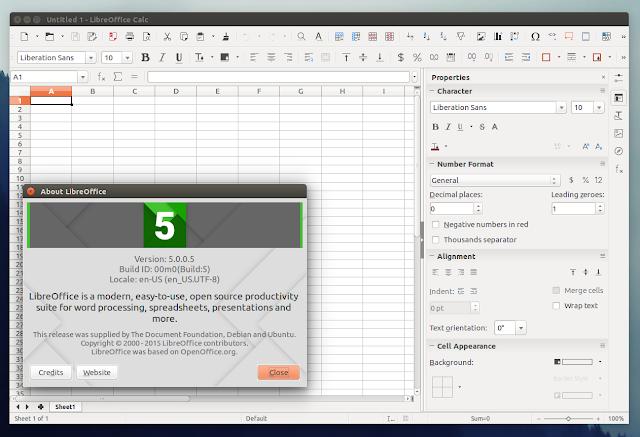 Как установить libreoffice в ubuntu