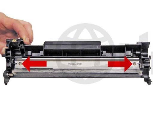 Как заправить картридж для принтера canon i-sensys mf3010