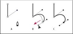 Как пользоваться пером в Фотошопе
