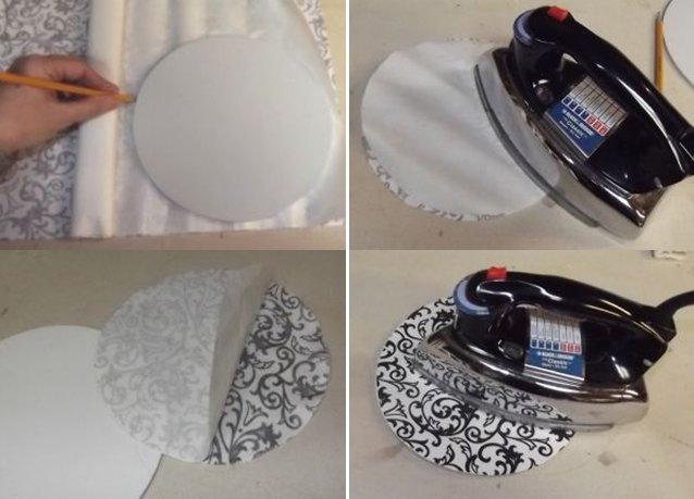 Как сделать коврик для мыши своими руками