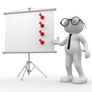 Как сделать презентацию в word