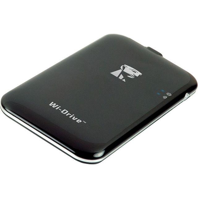 Что такое внешний жёсткий диск с wi-fi