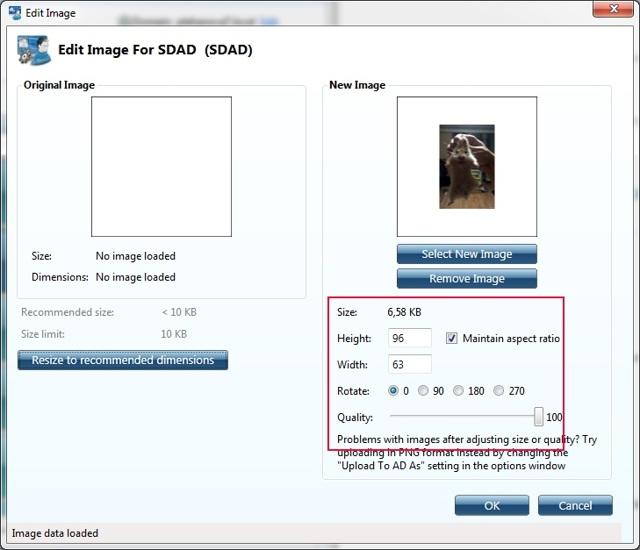 Как добавить фотографию пользователя в outlook