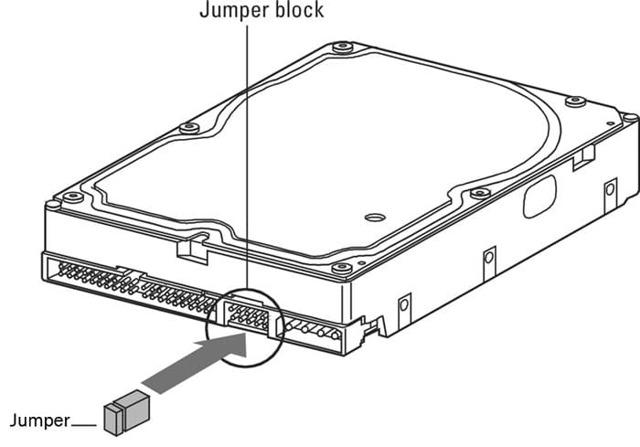Как подключить жёсткий диск к компьютеру