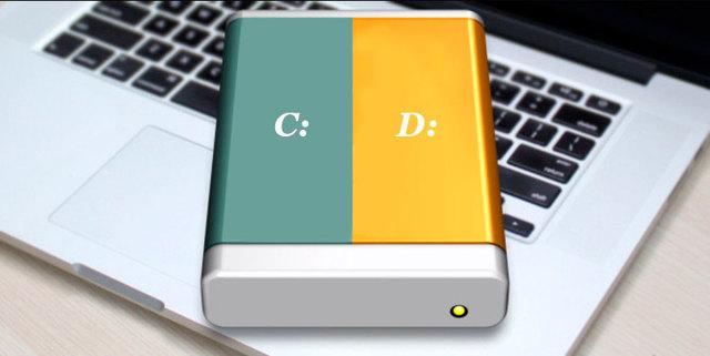 Как разделить жёсткий диск на разделы