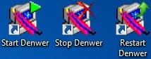 Как удалить Денвер с компьютера полностью