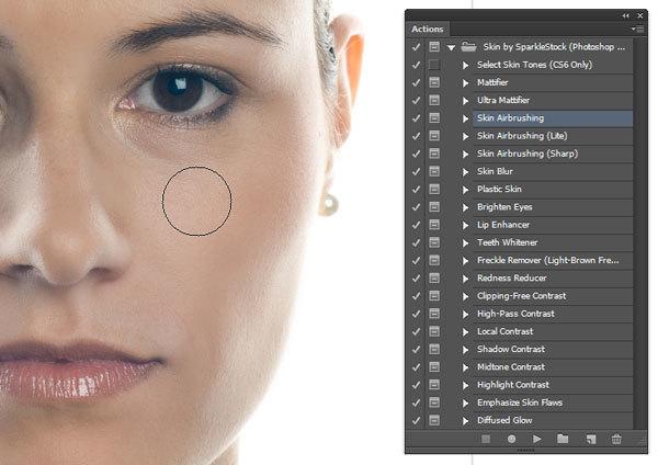 Как установить и пользоваться экшенами в Фотошопе