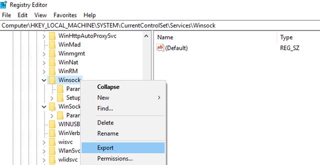 Что делать, если отсутствуют сетевые протоколы windows