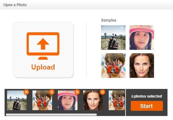Как сделать коллаж из фотографий онлайн
