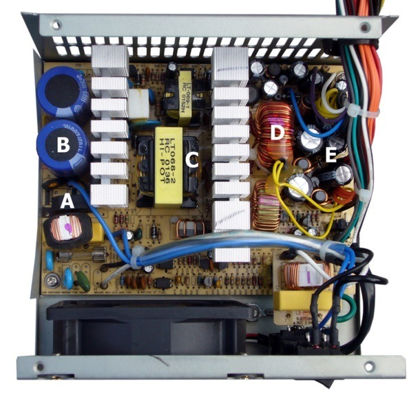 Как почистить или починить блок питания компьютера