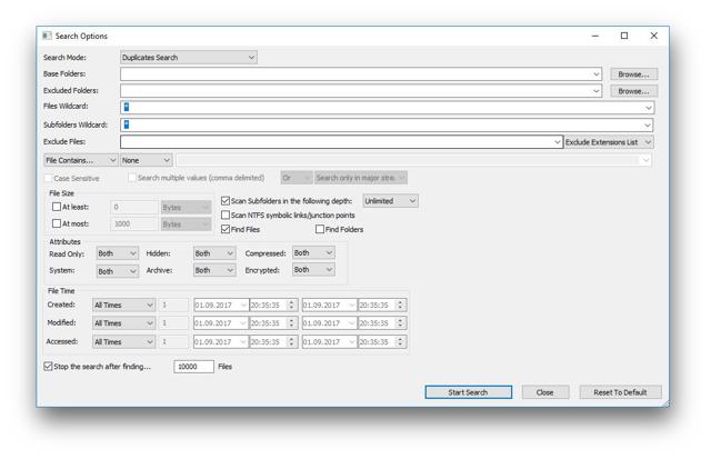 Поиск и удаление дубликатов файлов на компьютере