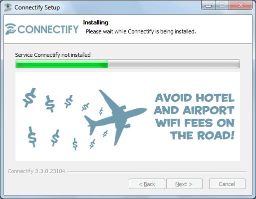 Как настроить connectify для раздачи wi-fi на все устройства
