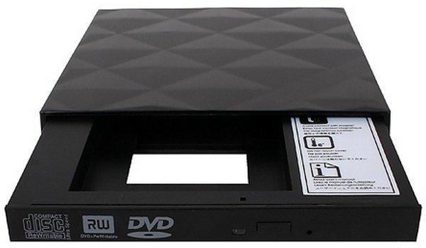 Как установить ssd и hdd вместо dvd в ноутбуке