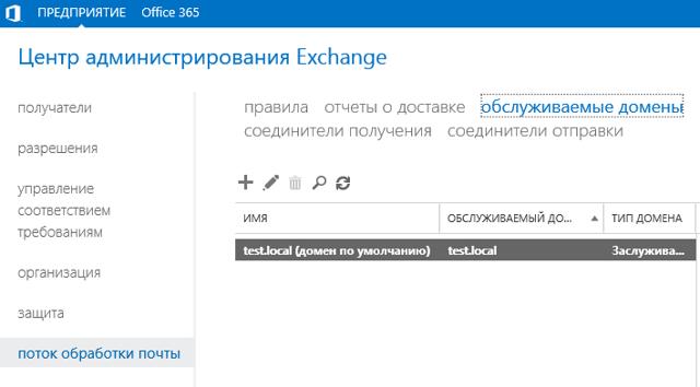 Как настроить microsoft exchange server