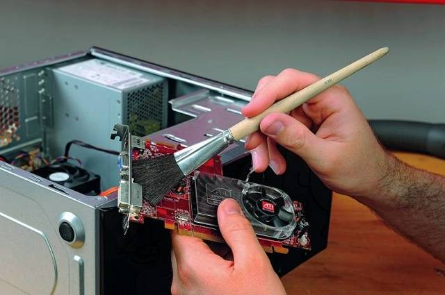 Что делать, если компьютер сам выключается