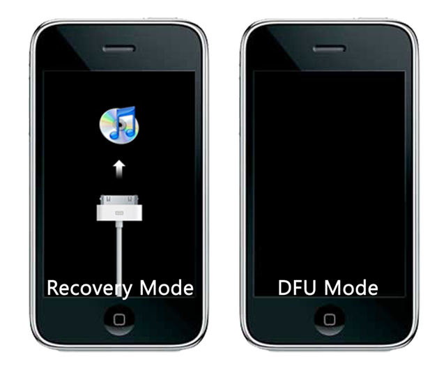Как прошить или перепрошить iphone