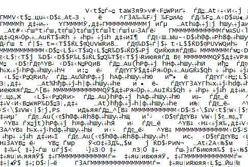 Как исправить иероглифы при печати на принтерах