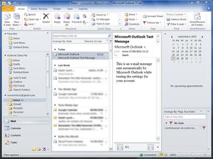 Как пользоваться программой microsoft outlook