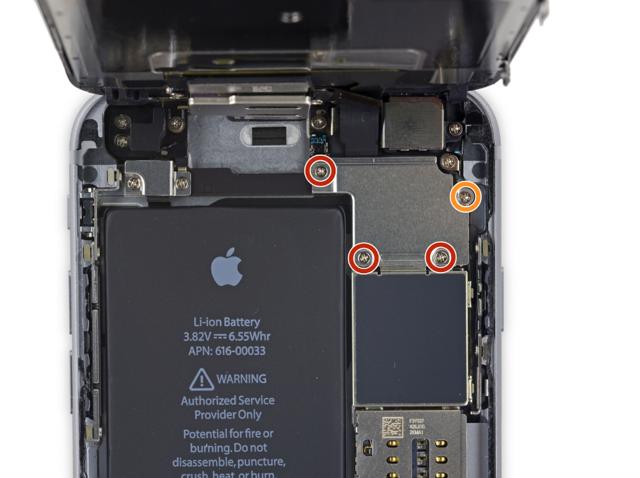 Как поменять аккумулятор на iphone 6 или 6s