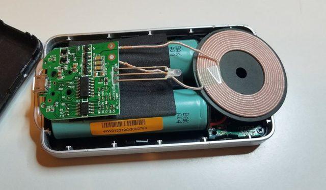 Как сделать внешний аккумулятор для телефона своими руками
