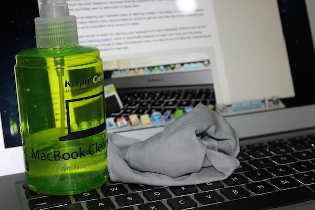 Как почистить macbook от пыли