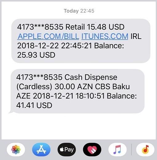 Что делать, если в itunes.com/bill снимают деньги