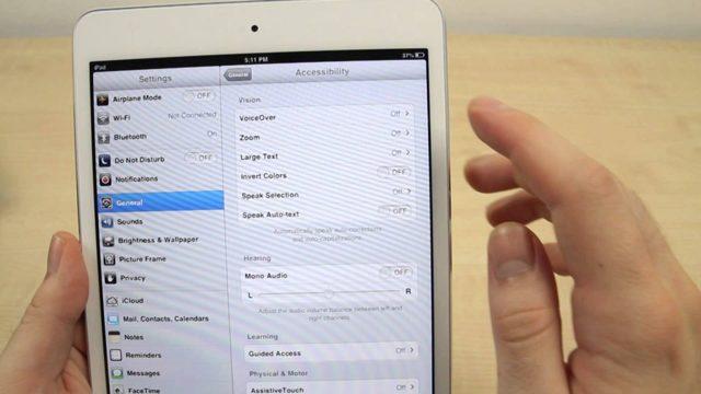 Как пользоваться ipad
