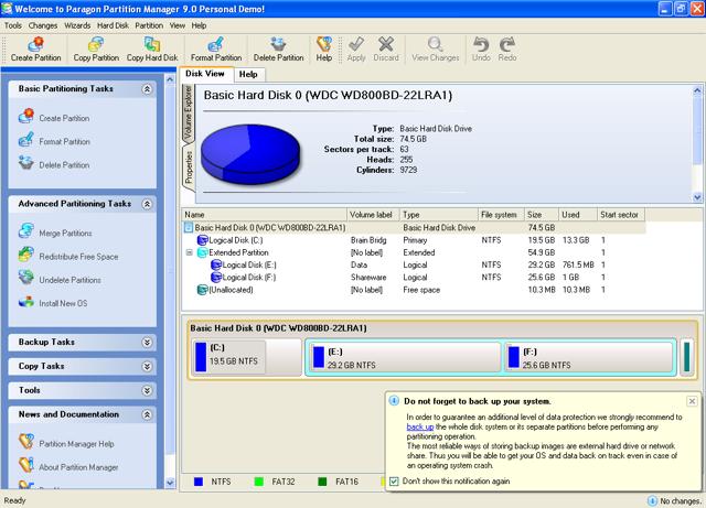 Лучшие программы для восстановления жёсткого диска