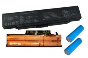 Как узнать, какой тип батареи стоит в ноутбуке