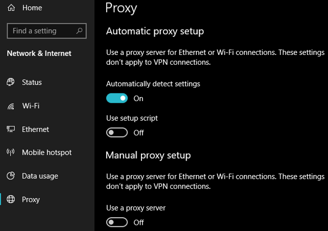 Как исправить ошибки подключения и соединения с прокси-сервером