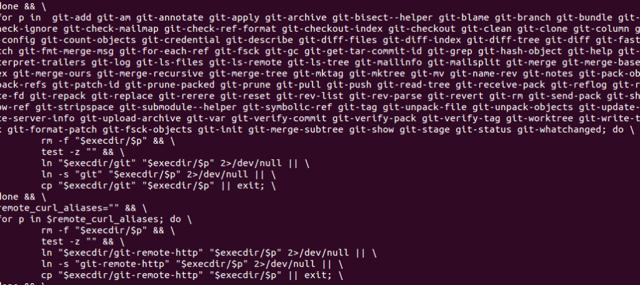 Как установить git в ubuntu