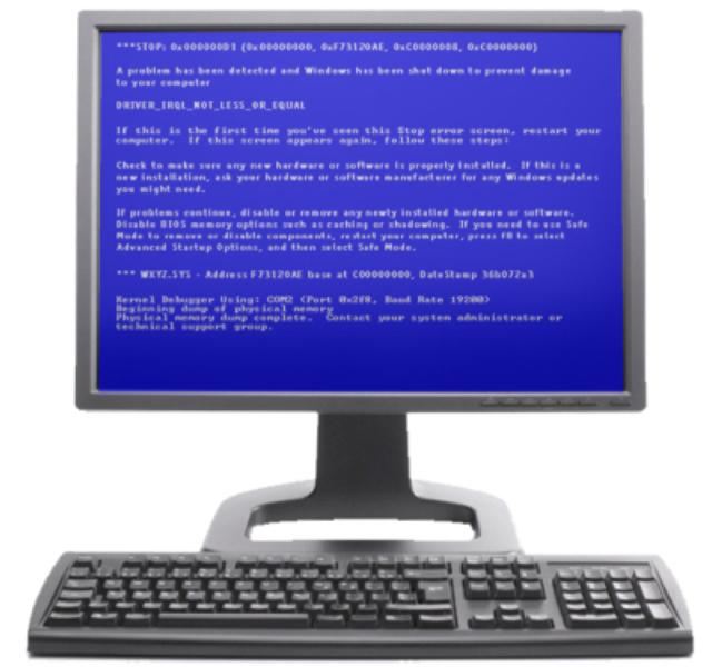 Не включается компьютер: в чём причина и что делать?